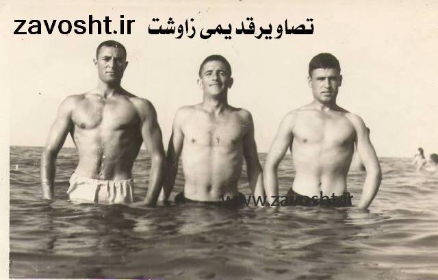 شنای زاوشتیان2